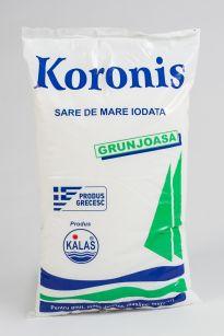Sare Koronis grunjoasa